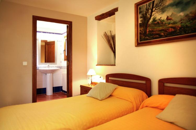 VakantiehuisSpanje - Catalonië Binnenland: Cal Grapissó  [24]