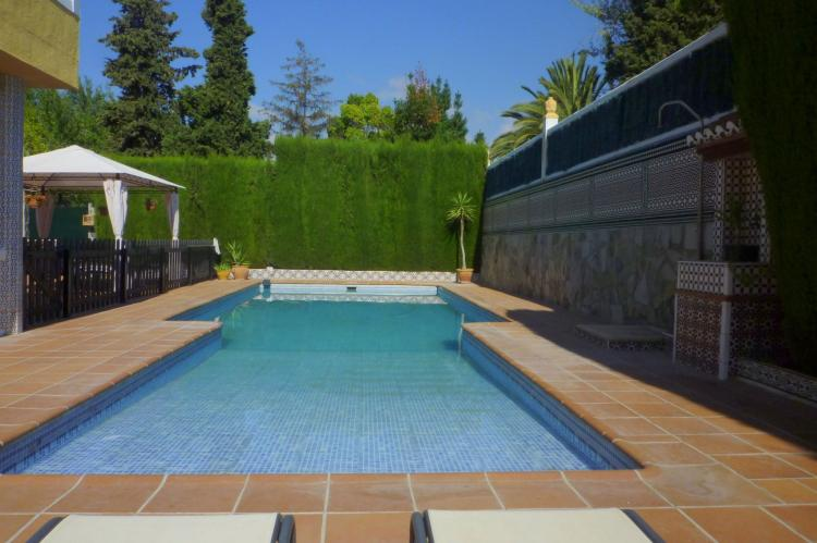 Holiday homeSpain - Andalusia Inland: Villa Rochd  [1]