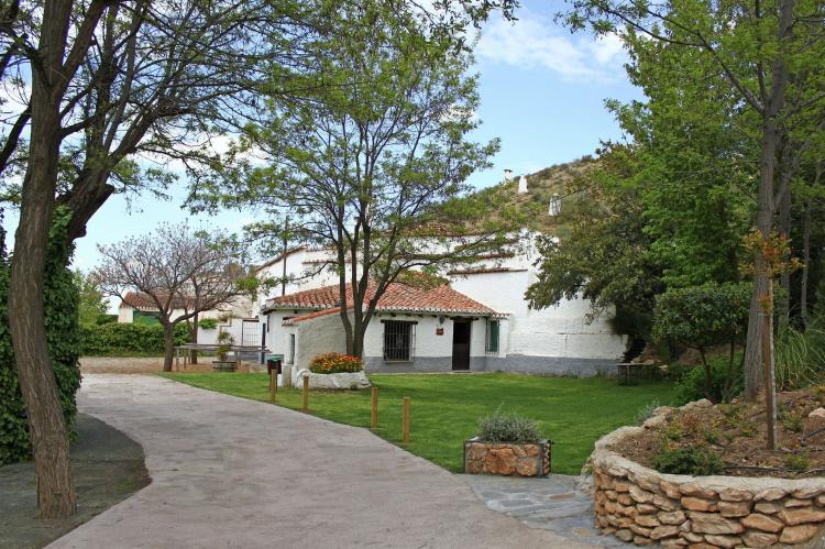 Holiday homeSpain - Andalusia Inland: Cueva 2  [1]