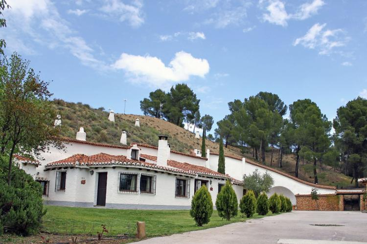 Holiday homeSpain - Andalusia Inland: Cueva 2  [2]