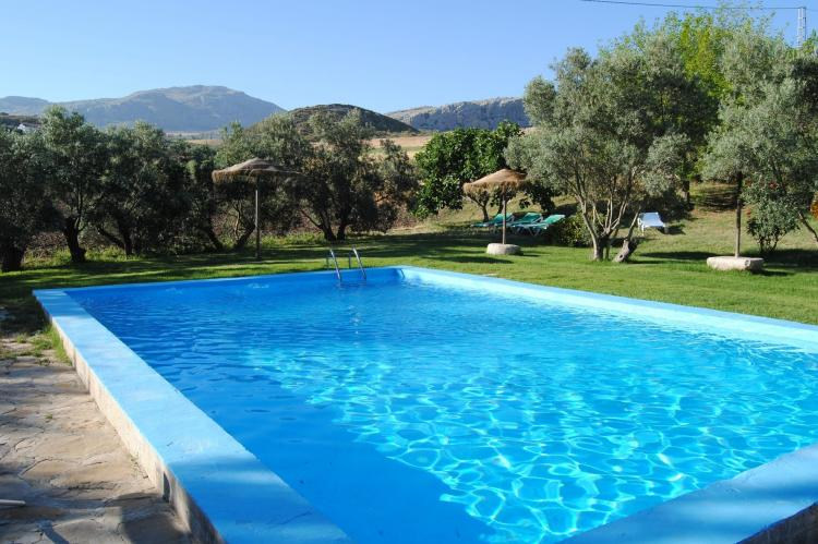 Holiday homeSpain - Andalusia Inland: Casa de la Monja  [13]