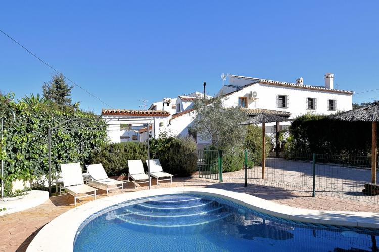 Holiday homeSpain - Andalusia Inland: Casa La Palmera  [1]