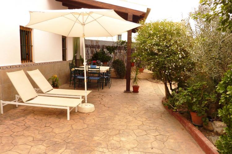 Holiday homeSpain - Andalusia Inland: Casa La Palmera  [36]