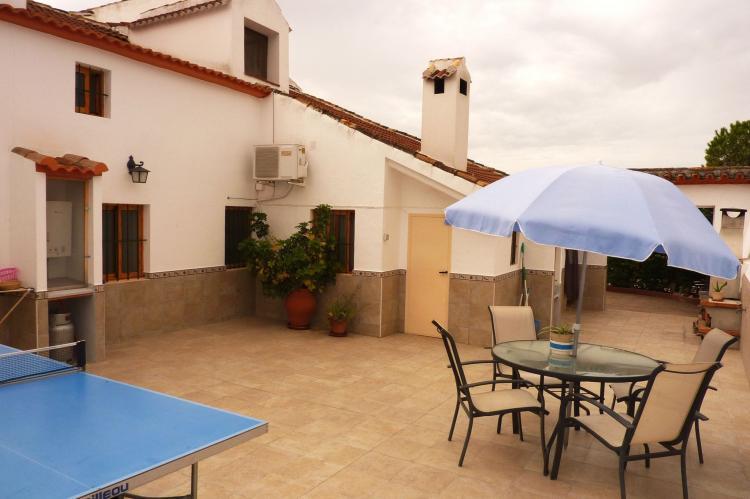 Holiday homeSpain - Andalusia Inland: Casa La Palmera  [32]
