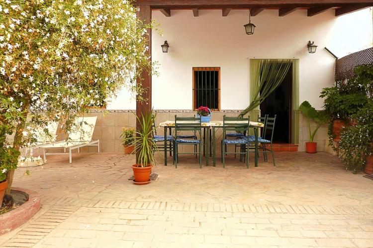 Holiday homeSpain - Andalusia Inland: Casa La Palmera  [2]