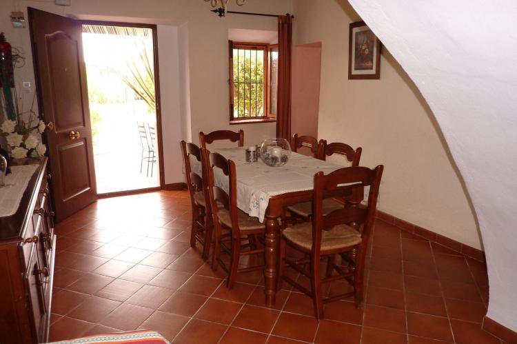 Holiday homeSpain - Andalusia Inland: Casa La Palmera  [12]