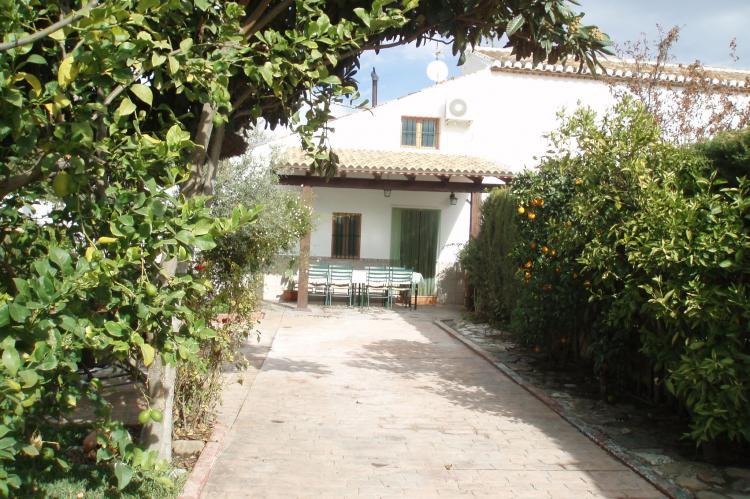 Holiday homeSpain - Andalusia Inland: Casa La Palmera  [5]