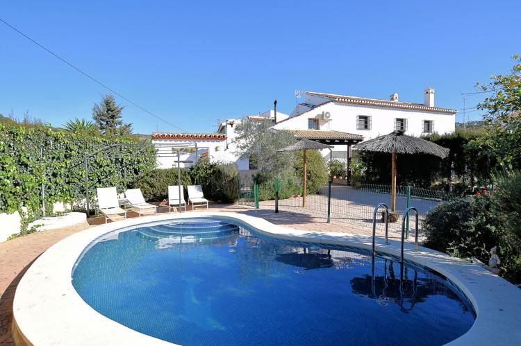 Holiday homeSpain - Andalusia Inland: Casa La Palmera  [6]