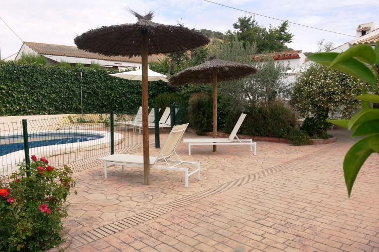 Holiday homeSpain - Andalusia Inland: Casa La Palmera  [34]