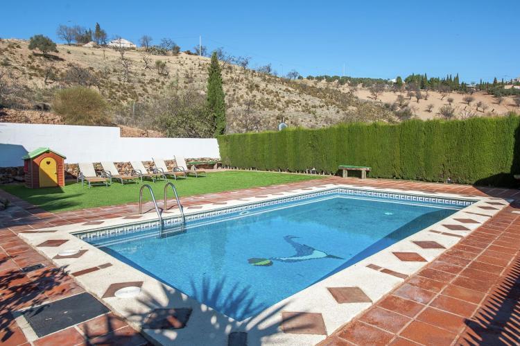 Holiday homeSpain - Andalusia Inland: Casa La Herradura  [5]