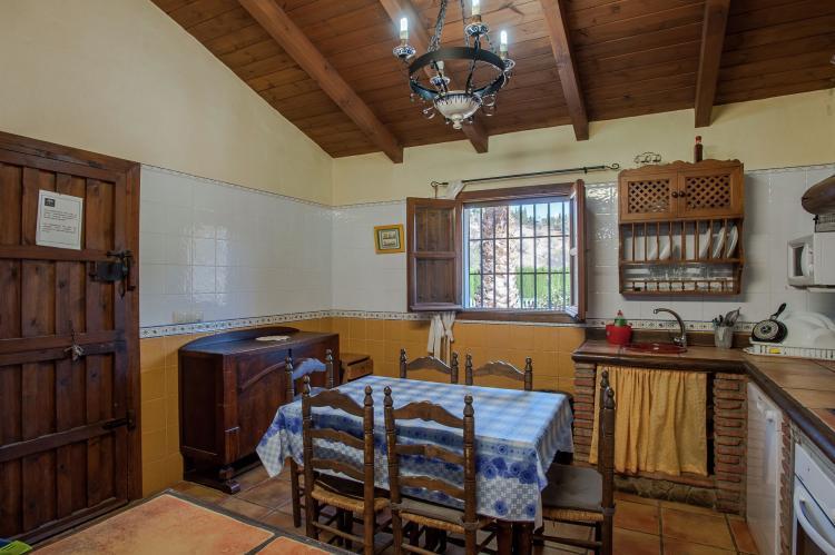 Holiday homeSpain - Andalusia Inland: Casa La Herradura  [13]