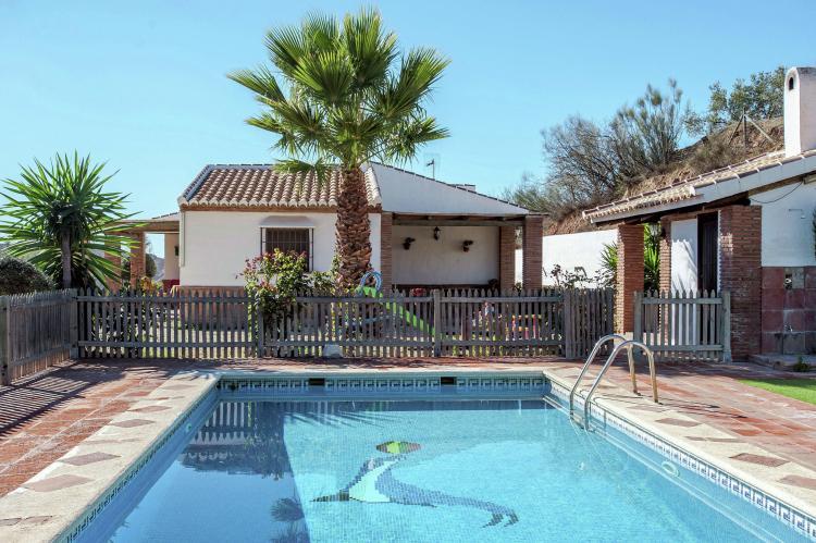 Holiday homeSpain - Andalusia Inland: Casa La Herradura  [1]