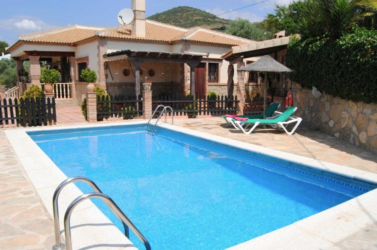 FerienhausSpanien - Andalusien Innenland: Villa Antisa  [1]