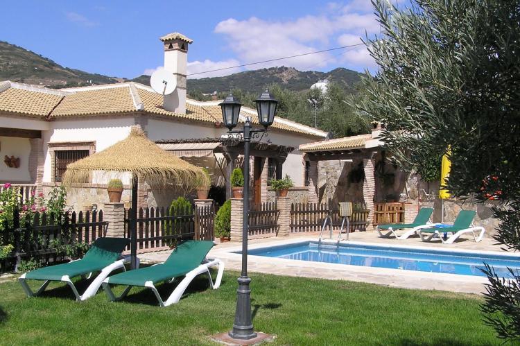 FerienhausSpanien - Andalusien Innenland: Villa Antisa  [29]