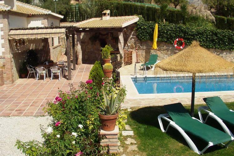 FerienhausSpanien - Andalusien Innenland: Villa Antisa  [30]