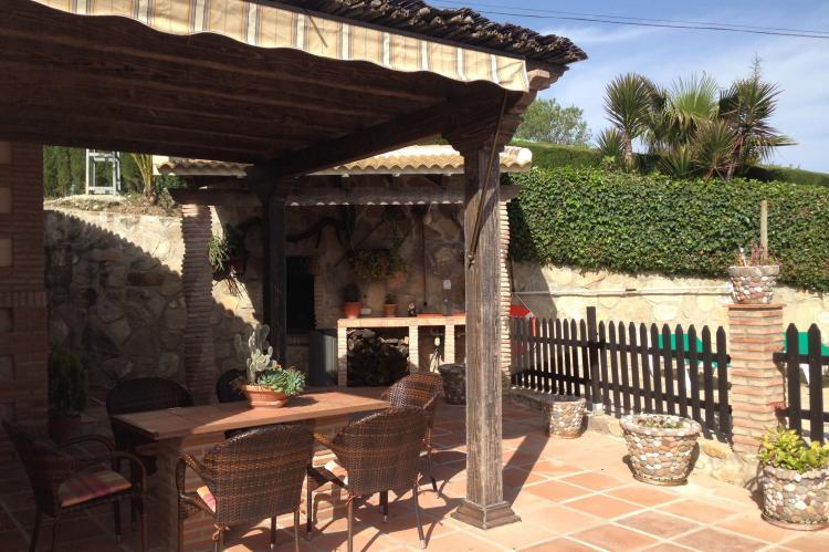 FerienhausSpanien - Andalusien Innenland: Villa Antisa  [27]