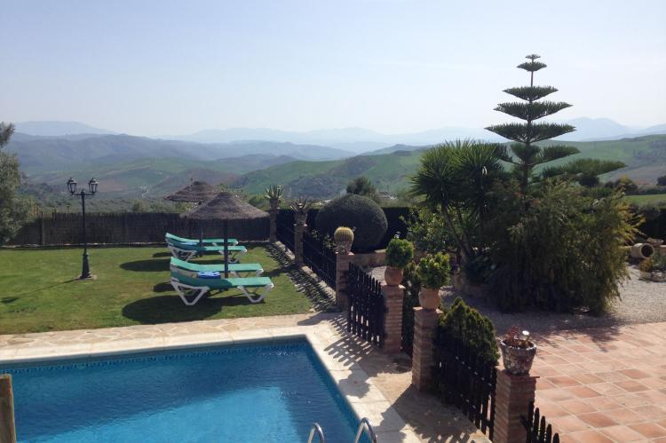 FerienhausSpanien - Andalusien Innenland: Villa Antisa  [35]