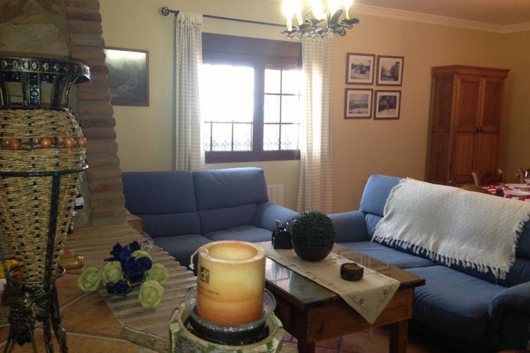 FerienhausSpanien - Andalusien Innenland: Villa Antisa  [10]