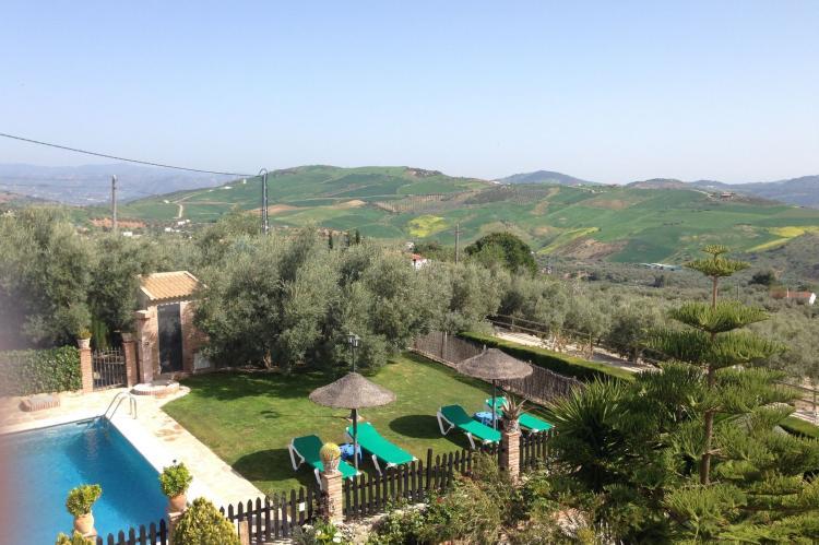 FerienhausSpanien - Andalusien Innenland: Villa Antisa  [3]