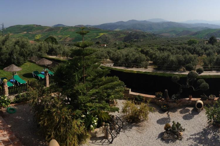 FerienhausSpanien - Andalusien Innenland: Villa Antisa  [36]