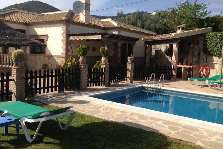 FerienhausSpanien - Andalusien Innenland: Villa Antisa  [2]