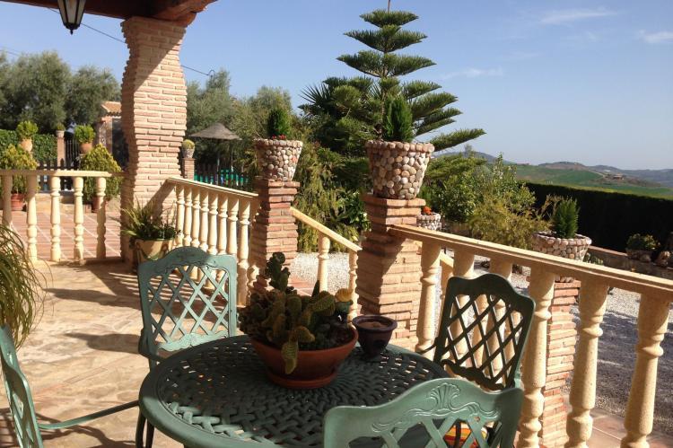 FerienhausSpanien - Andalusien Innenland: Villa Antisa  [5]