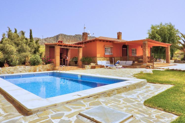 FerienhausSpanien - Andalusien Innenland: Casa Torrejón  [1]