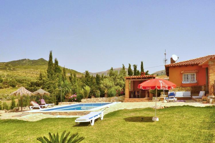 FerienhausSpanien - Andalusien Innenland: Casa Torrejón  [4]
