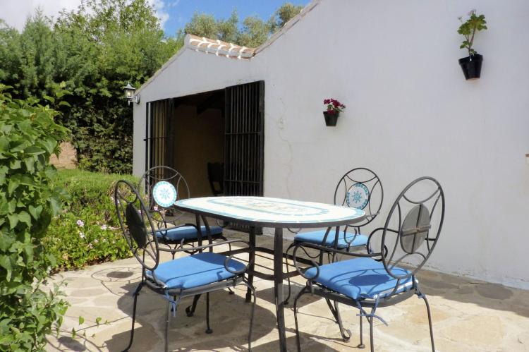 Holiday homeSpain - Andalusia Inland: Finca las Chozas  [22]