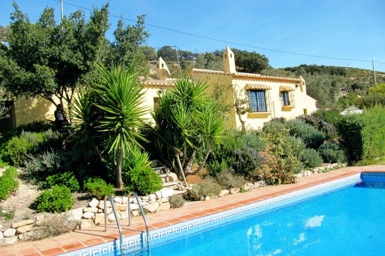 Holiday homeSpain - Andalusia Inland: Finca las Chozas  [3]
