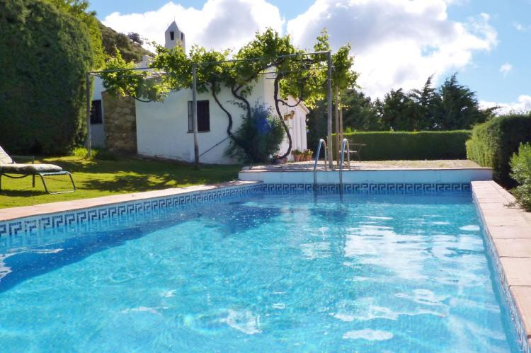 Holiday homeSpain - Andalusia Inland: Casa Torcalillos  [3]