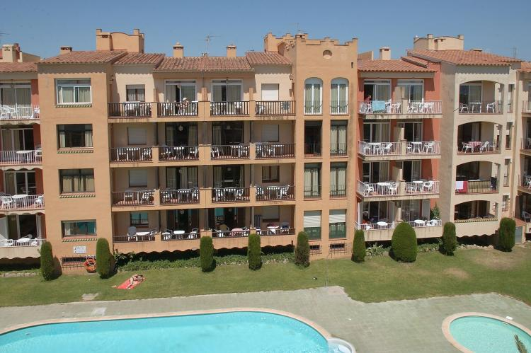 Holiday homeSpain - Costa Brava: Comte de Empuries Apt  C  [18]