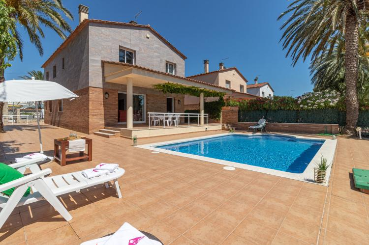 Holiday homeSpain - Costa Brava: Villa Paní   B  [6]