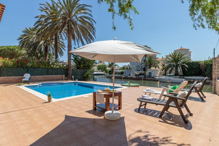 Holiday homeSpain - Costa Brava: Villa Paní   B  [4]
