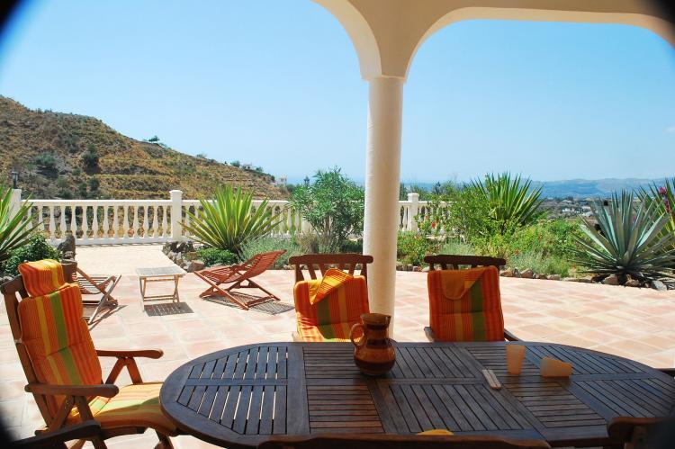 VakantiehuisSpanje - Costa del Sol: Las Casillas 1  [27]
