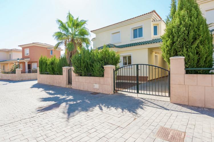 VakantiehuisSpanje - Murcia: Villa Mosa Claire  [1]