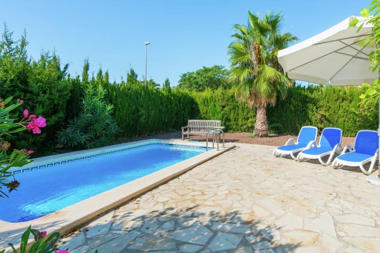 VakantiehuisSpanje - Murcia: Villa Mosa Claire  [7]