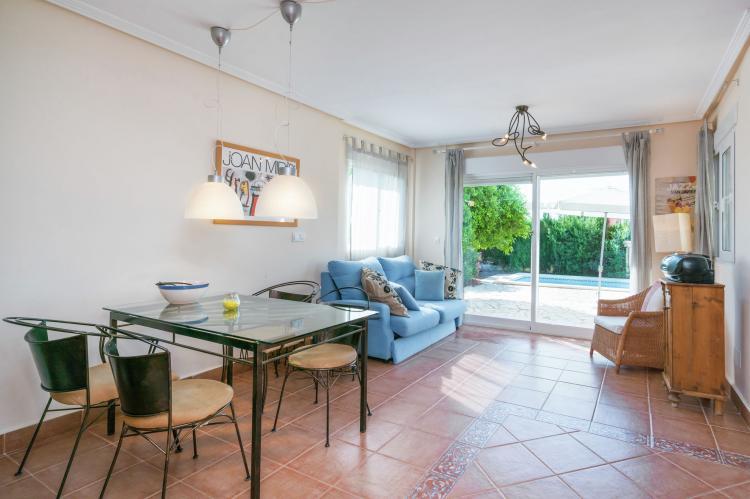 VakantiehuisSpanje - Murcia: Villa Mosa Claire  [12]