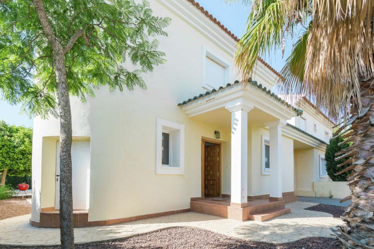 VakantiehuisSpanje - Murcia: Villa Mosa Claire  [3]