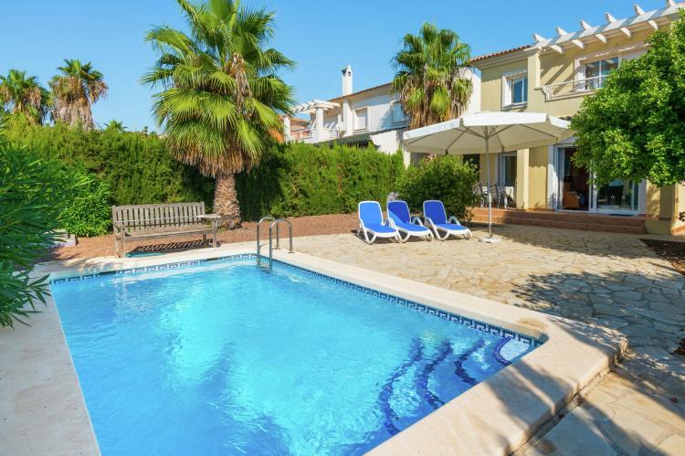 VakantiehuisSpanje - Murcia: Villa Mosa Claire  [8]