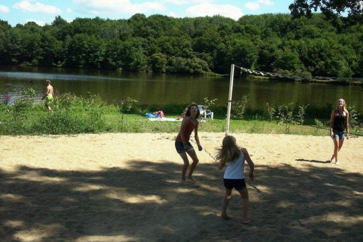 VakantiehuisFrankrijk - Auvergne: Maison de vacances - VIEURE  [23]
