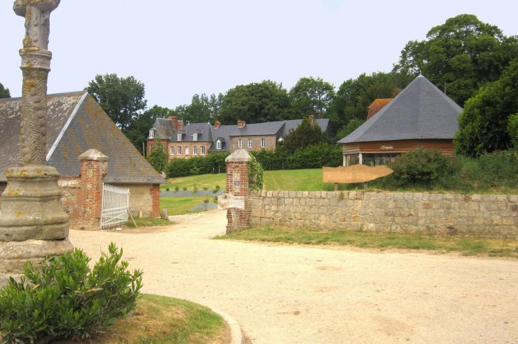Holiday homeFrance - Normandy: Gite Domaine Saint Julien  [7]