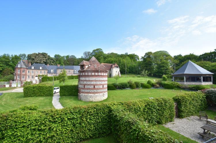 Holiday homeFrance - Normandy: Gite Domaine Saint Julien  [10]