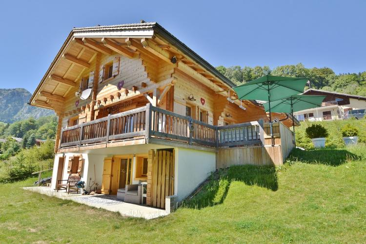 Holiday homeFrance - Northern Alps: Le Chevreuil  [2]