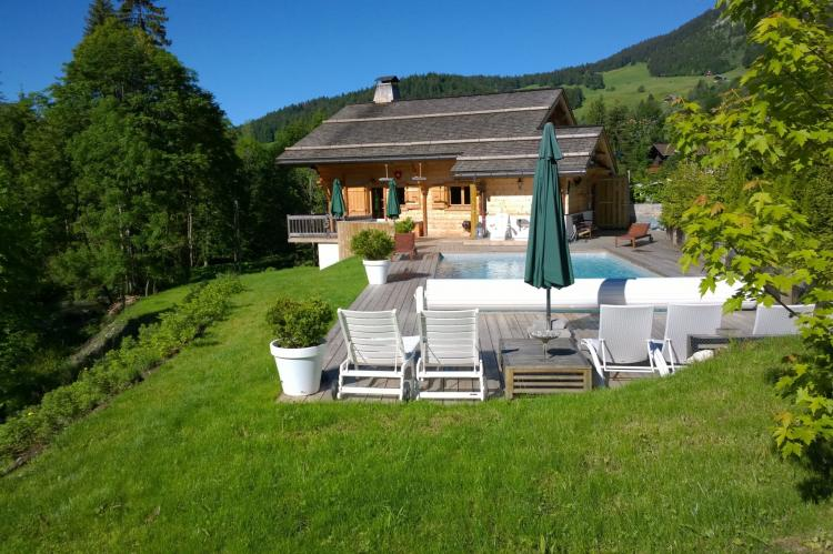 Holiday homeFrance - Northern Alps: Le Chevreuil  [6]