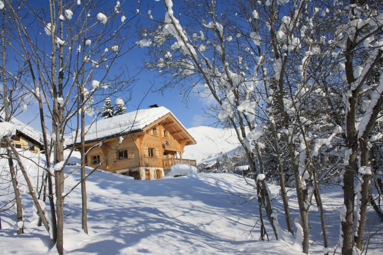 Holiday homeFrance - Northern Alps: Le Chevreuil  [36]