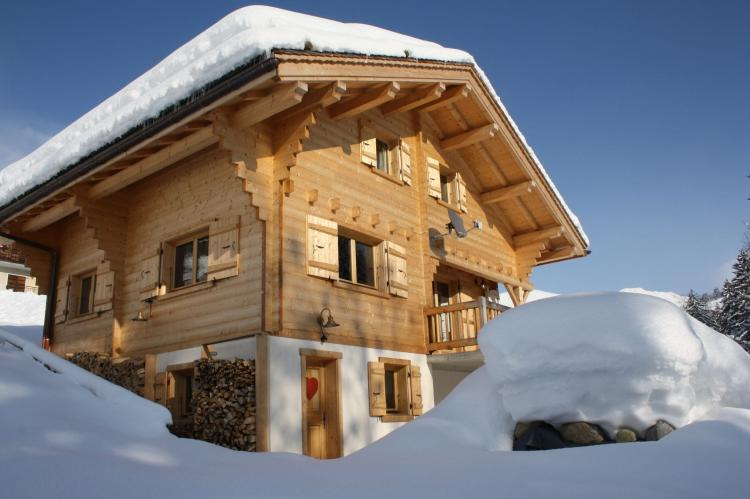 Holiday homeFrance - Northern Alps: Le Chevreuil  [34]