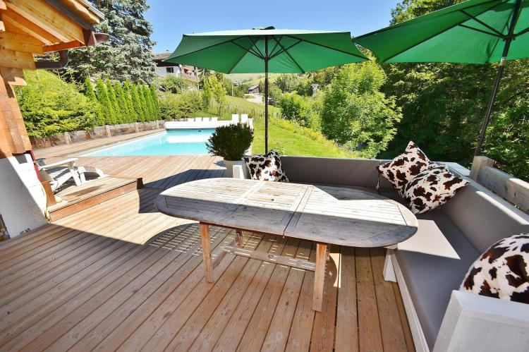 Holiday homeFrance - Northern Alps: Le Chevreuil  [4]