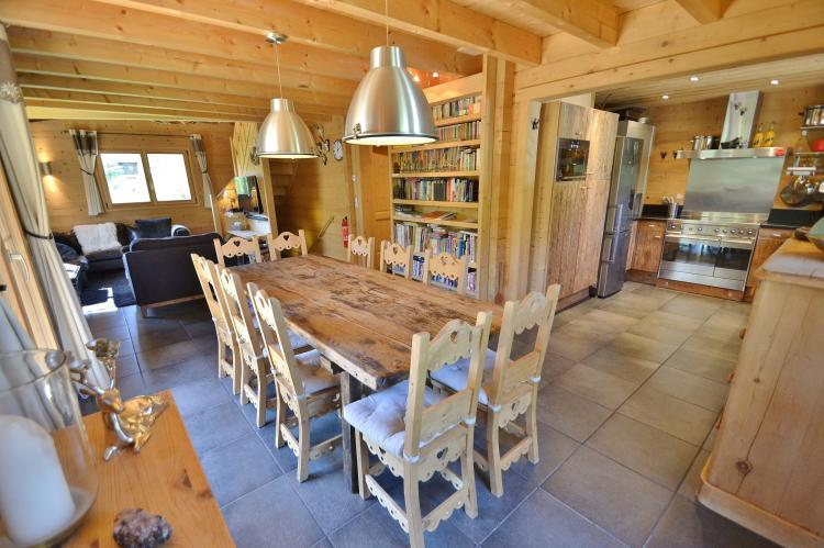 Holiday homeFrance - Northern Alps: Le Chevreuil  [11]