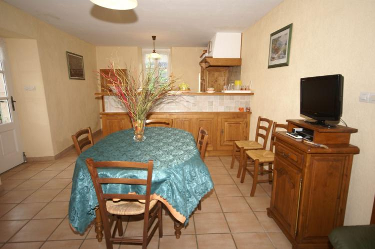 Holiday homeFrance - Ardèche: Gite - SAINT PONS  [13]